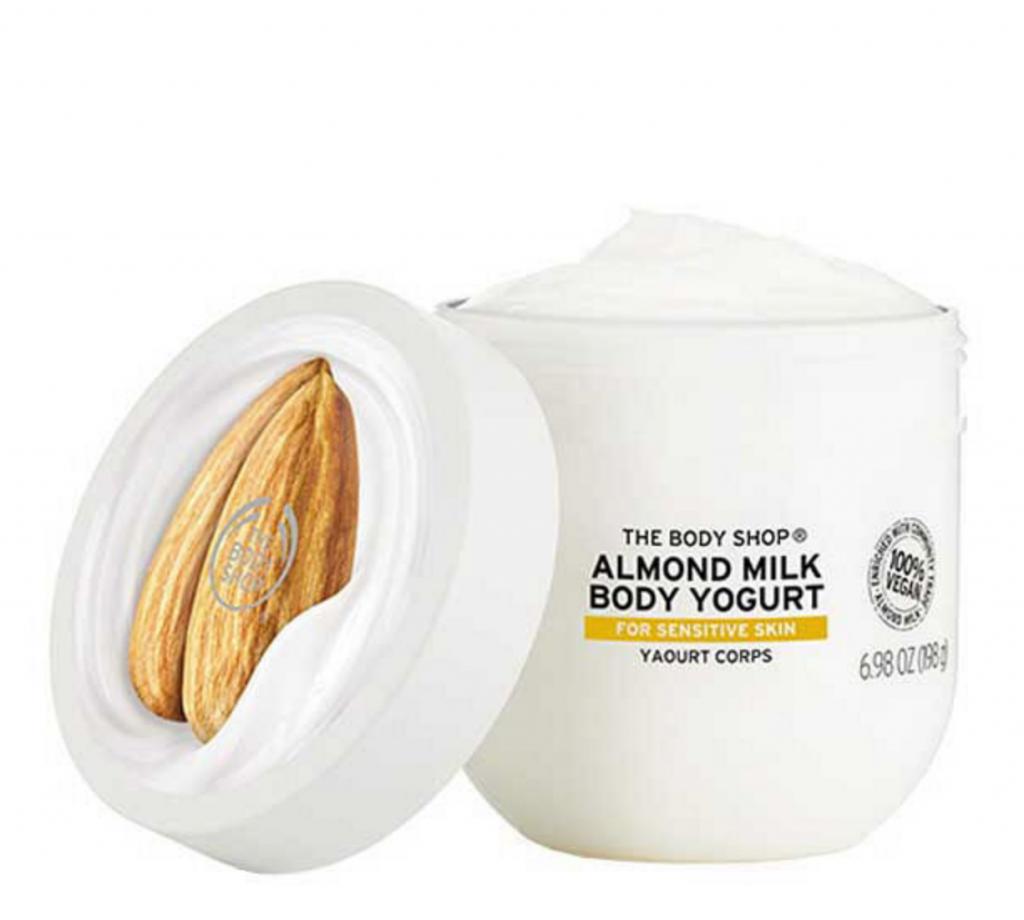 アーモンドミルクボディークリーム